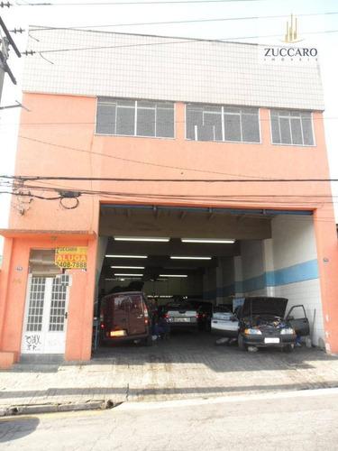 Prédio Comercial Para Locação, Jardim Bom Clima, Guarulhos - Pr0119. - Pr0119
