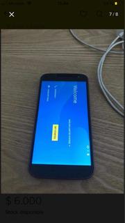 Celular Motorola G4 Como Nuevo