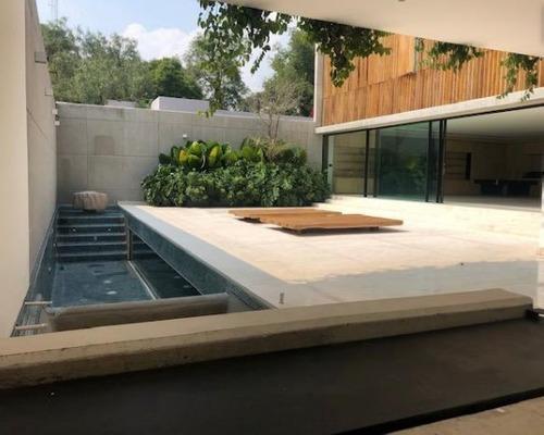 Casa En Venta Jardines Del Pedregal Alvaro Obregón