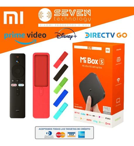 Tv Box Xiaomi Mi Box S Seven Technology Tienda Física