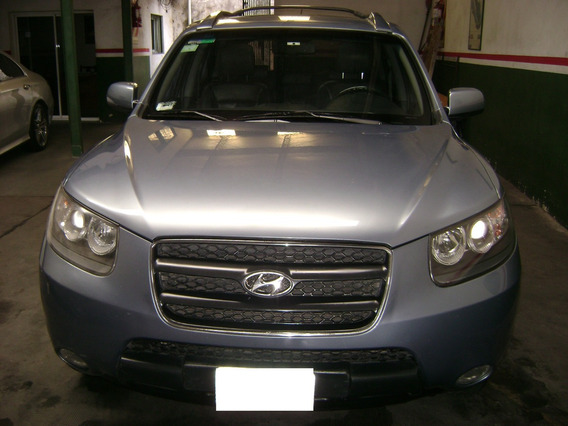 Hyundai Santa Fe 2.2 Crdi 7 As. 4w Autom. Año 2007