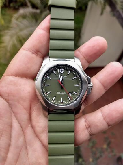 Reloj Victorinox Mavericks Inox Green