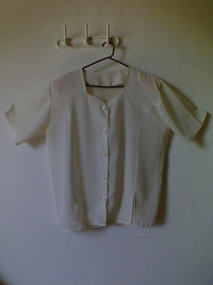Camisa Casaca Mujer Talle Especial 6 Tranparencias Leves