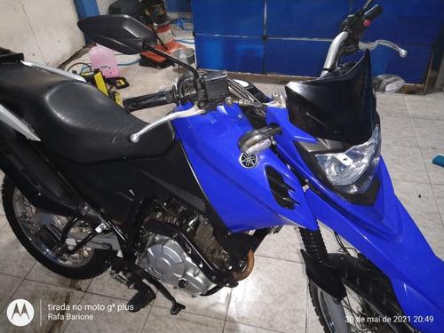 Yamaha Xtz Crosser Z 150