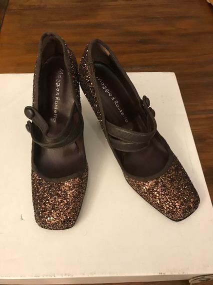 Zapatos De Noche De Mujer