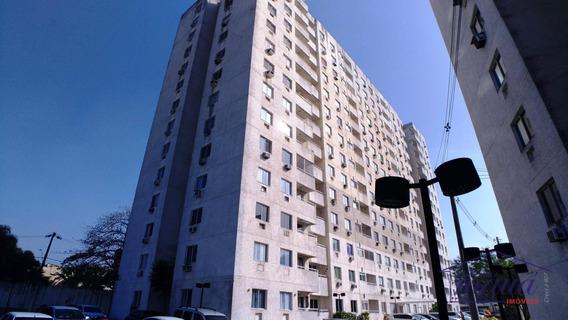 Apartamento Aconchegante Com 02 Quartos No Centro De Caxias! - Ap0115