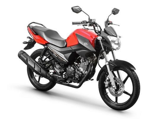 Factor 150ed Yamaha 2022 0km Vermelho