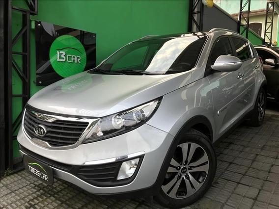 Kia Sportage 2.0 Ex 4x2 4p Automático Teto-solar