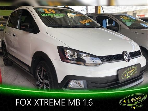 Volkswagen Fox Xtreme 1.6 2019 Branco