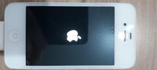 iPhone 4 16gb Preto/branco