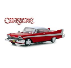 Plymouth Fury 1958 - Christine 1:43 Greenlight