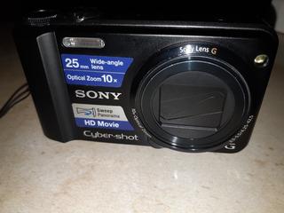 Cámara Sony Cybershot Dsc-h70 Seminueva
