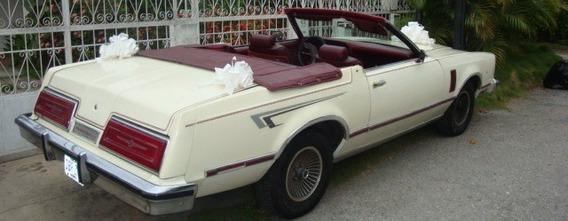 Ford Thunderbird Año. 1.979, Convertible.