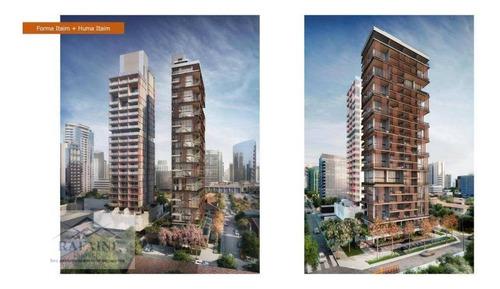 Penthouse Em Construção (entreg-jan/22) - 2 Dormitórios À Venda, 110 M² Por R$ 3.249.621 - Vila Nova Conceição - São Paulo/sp - Ap1172