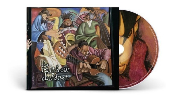 Prince The Rainbow Children Cd Importado Nuevo Original
