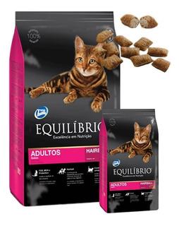 Equilibrio Gato Adulto 7.5 +750 Gr + Obsequio -ver Variantes