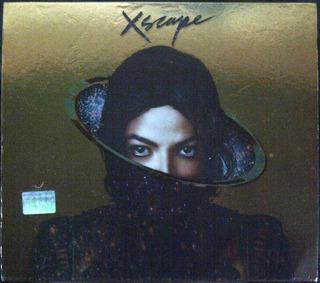 Cd - Michael Jackson - X Scape - (cd&dvd) - Original