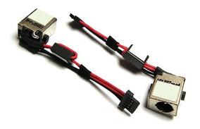 Conector Dc Jack P/ Acer Aspire One Ao722 P1ve6 Dc30100f100