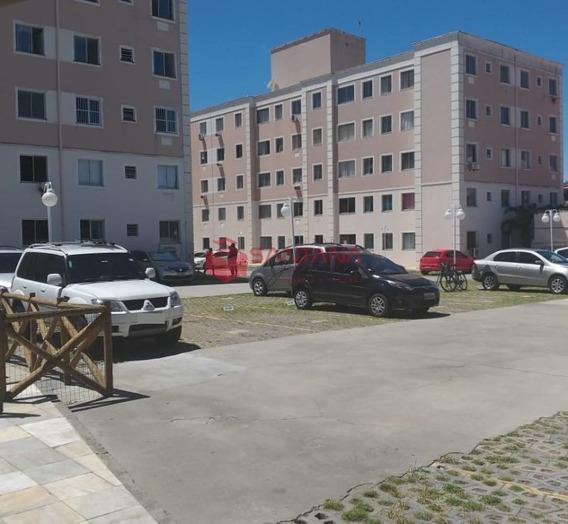 Apartamento 2/4 Mobiliado No Centro De Lauro De Freitas. - 93150140