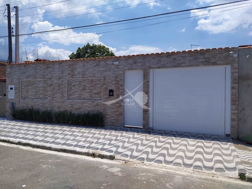 Imagem 1 de 28 de Casa Em Praia Grande, Solemar - V4936