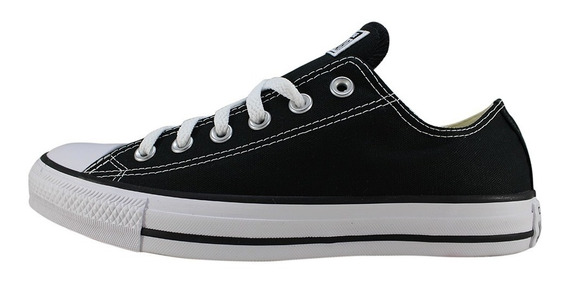 Tênis Converse Ct All Star Core Ox Preto Branco Original