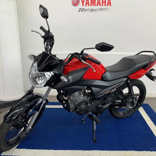 Imagem 1 de 5 de Yamaha Factor 125i Vermelho 2022