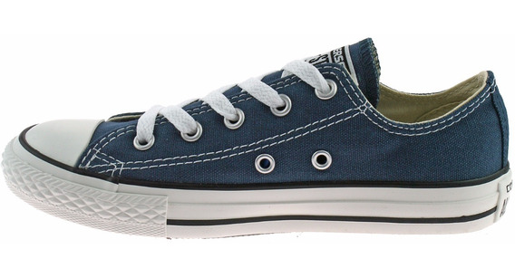 Converse All Star - Zapatilla Baja De Lona- New Konas