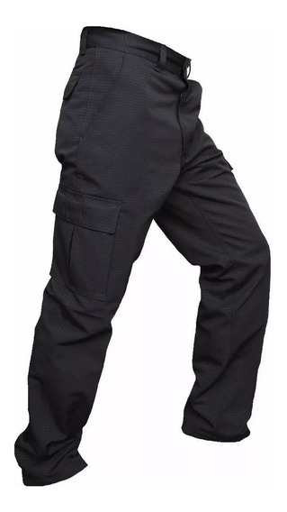 Pantalon Cargo Ripstop Explora Modelo Usuahia - Antidesgarro