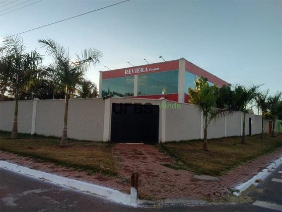 Galpão À Venda, 370 M² Por R$ 380.000,00 - Conjunto Vera Cruz - Goiânia/go - Ga0056