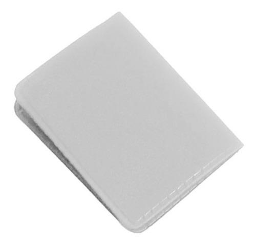 Imagem 1 de 3 de Carteirinha 3x4 600 Unidades - Branca
