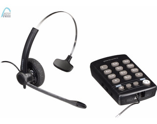 Telefono Plantronics T110 Practica Vincha Headset Cabezal