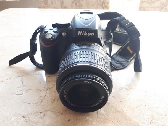Nikon D5100, Excelente Estado, Lente 18-55mm, Acessórios