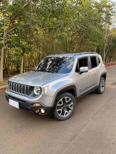 Jeep Renegade 2019 1.8 Longitude Flex Aut. 5p