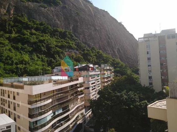 Apartamento Em Copacabana Colado A Lagoa Com Vista Lagoa E Montanha. - Cpap20905