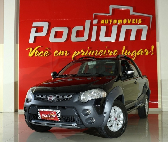 Fiat Strada Adventure Cabine Dupla 1.8 Flex Manual |