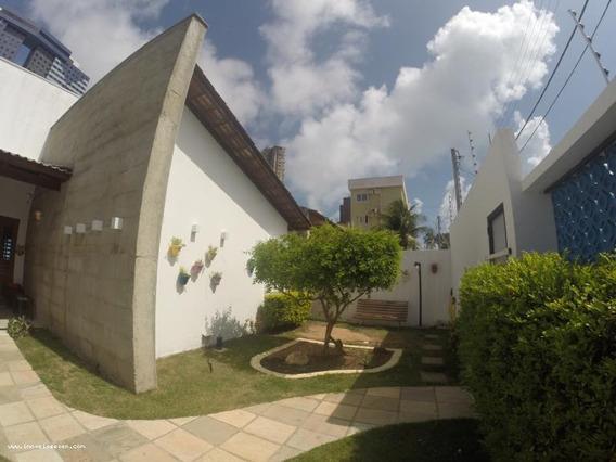 Casa Para Venda Em Natal, Ponta Negra, 3 Dormitórios, 2 Suítes, 4 Banheiros, 3 Vagas - _1-1091397