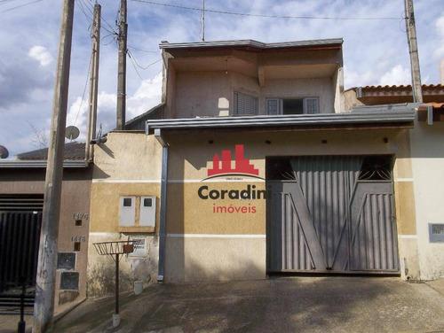 Imagem 1 de 14 de Casa Com 6 Dormitórios À Venda, 212 M² Por R$ 375.000 - Jardim Da Balsa I - Americana/sp - Ca2300