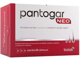 Pantogar Neo Original Com 60 Cápsulas A Pronta Entrega