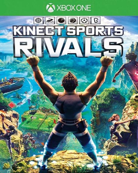 Kinect Sports Rivals Xbox One Midia Digital +1 Jogo Brinde