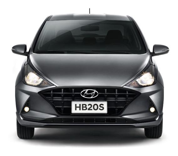 Hyundai/hb20s Nova Geração Evolution 1.0 Com Bluemedia®