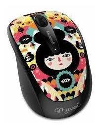 Mouse Microsoft Inalámbrico Muxxi