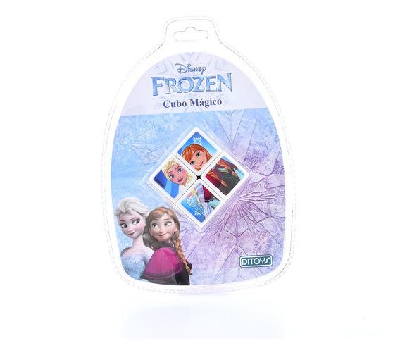 Cubo Magico Frozen 2x2 Original Ditoys