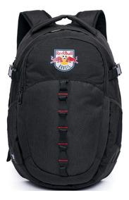 Mochila Masculina Red Bull Original Preta 33 L Resistente