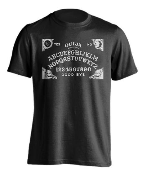 Playera Ouija - Paranormal Esoterismo Ocultismo