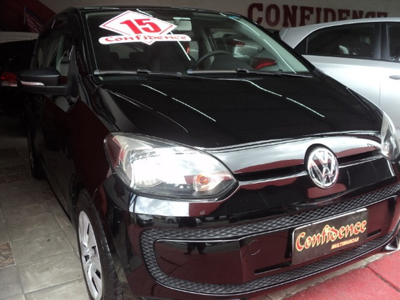 Volkswagen Up Move 1.0 4p 2015 Completo $28990,00