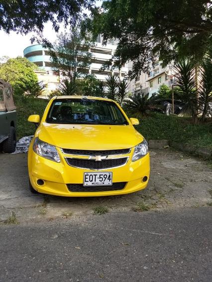 Vendo Taxi Chevrolet 2018