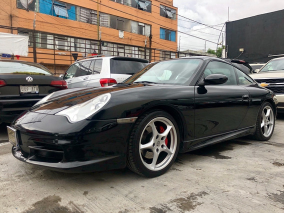 Porsche 911 Carrera Coupe S Manual 6 Vel V6 3.8 2004
