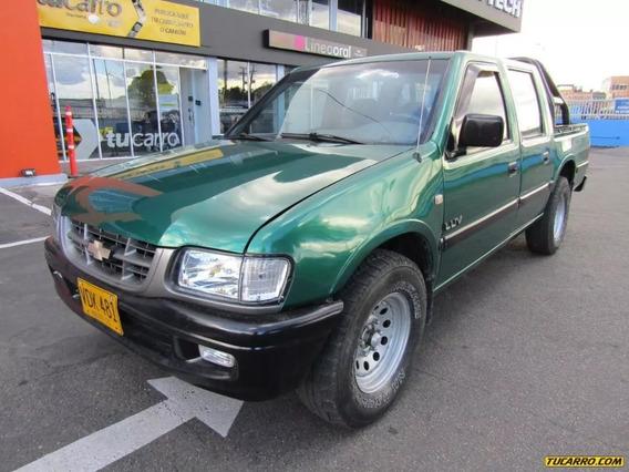 Chevrolet Luv Tfr Dissel Doble Cabina 4x2