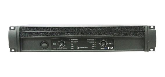 Amplificador De Potência 2000w R2 - Next Pro