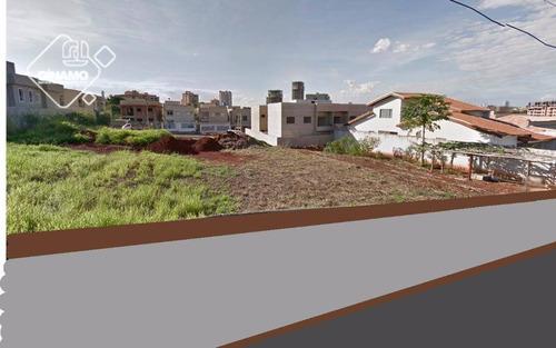 Terreno À Venda, Jardim Botânico, Ribeirão Preto - Te0034